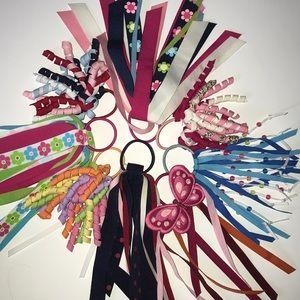 Girls hair accessories